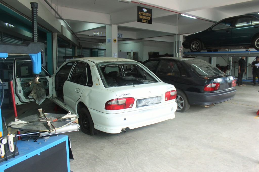 Automative Workshop